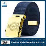 Navy Belts, Nylon Professional Factory Custom Embossing Logo