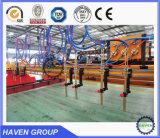 Plasma del CNC CNCDG-4000X15000 y cortadora de llama