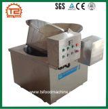 De Halfautomatische Ui die van Ce van de Apparatuur van de Productie van het voedsel Machine frituren