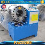 Da mangueira hidráulica hidráulica da máquina de pressão da mangueira do frisador da mangueira máquina de friso