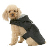 Imperméable à chien réglable à fermeture à glissière pour chien de voyage