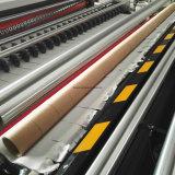 Automatisches Maxi aufschlitzendes und Rückspulenmaschinen-Preis Rollenpapier