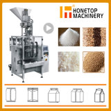 Máquina de embalaje vertical automática de gránulos