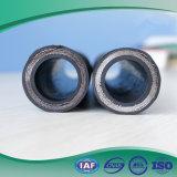 1/2'' le couvercle en caoutchouc résistant à l'huile de l'utilisation industrielle 4sp le flexible hydraulique