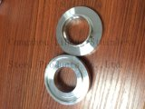 Flangia di raccordo per tubi in acciaio inox 316L