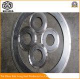 Guarnizione della ferita di spirale della grafite del metallo; Guarnizione a spirale della ferita di Graphit dell'acciaio inossidabile;