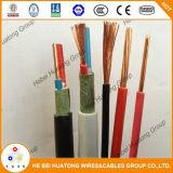 kupferne flexible elektrische Draht 450/750V Rvv Belüftung-Isolierung Belüftung-Umhüllung