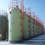 FRP/GRP縦の化学圧力タンク産業タンク燃料タンク