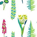 Chambre des enfants Pure papier peint papier décoratif