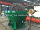 Extraction de minerais d'or Huahong Wet Pan Mill fournisseur professionnel de la machine