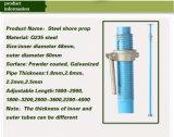 건축 강철은 베트남에 있는 사용을%s 버팀목 시스템을 버틴다
