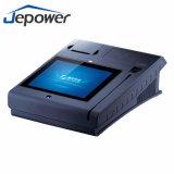 Contacto del IC de la raya magnética y posición sin contacto de la huella digital de los programas de lectura con la impresora Wi-Fi Bluetooth