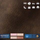 O PVC /de couro sintético para Mobiliário/ Presidente/sofá