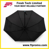 Full Color Print Auto Open Folding Umbrella para Customized