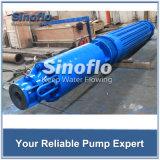 Bomba de secagem submergível principal elevada da água de mina da grande capacidade