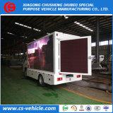 Camion di pubblicità mobile della visualizzazione di LED del camion di Sinotruk HOWO P8 HD