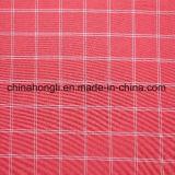 Big Red Verificar British Style la moda casual para prendas de vestir traje de tela tr