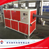 De HDPE grande diâmetro da linha de máquinas para fabricação de tubagens