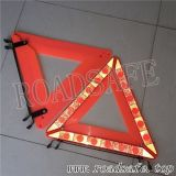 Дорожный знак мигающий светодиод Предупреждающий треугольник