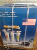 6 étape système RO pour purificateur d'eau résidentiel