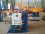 Стальная машина топления уполовника в Lost линии оборудования отливки пены
