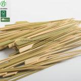 Isqueiros de espeto de bambu Teppo Espete um grau