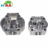 L'alluminio del rotore lavorato precisione della pompa di olio pulisce il rotore