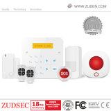 Новейшие интеллектуальные APP WiFi / GSM/ IP-камера домашние системы безопасности