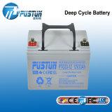 Batteria solare 12V 33ah di memoria VRLA del ciclo profondo dell'UPS di SMF