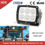 Grandes performances 60W 5.7INCH CREE LED carrés pour phare de travail Caterpillar Chariot (TG16112)