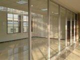 Système de cloison de séparation de bureau/mur en verre