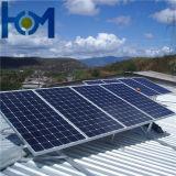 3.2mm PV 모듈 사용 Tempered Ar 코팅 낮은 철 태양 전지판 유리