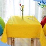 [L'usine]Table non tissés jetables chiffon Sponbond TNT/PP non tissé nappe, 45GSM Tablecover TNT nontissé 1x1m