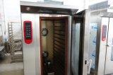 Elektrischer und Gas-Nahrungsmittelbäckerei-Konvektion-Zahnstangen-Ofen