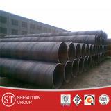 Fabricante de China la norma ASTM A106 Tubo de acero al carbono perfecta / ASTM API 5L/tubo de acero al carbono Sch40 Sch80 Tubo de acero sin costura negra
