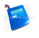 10Ah lithium LiFePO4 12 volts batterie VRLA de gel