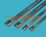 Bridas de nylon, Cable de acero inoxidable Tie
