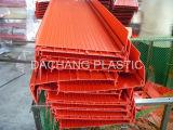 عمليّة صقل عادية [بفك] بلاستيكيّة بثق قطاع جانبيّ
