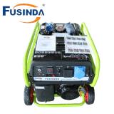 Gerador da gasolina do uso da HOME de acionador de partida 2017 elétrico com Saso