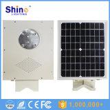 3 Jahre der Garantie-15W integrierte LED Solargarten-Licht-