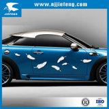 De transparante Overdrukplaatjes van de Sticker van pvc voor Elektrische de Auto van de Motorfiets
