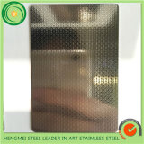 Household Electrical Appliances를 위한 4*8에 의하여 돋을새김되는 Finish Stainless Steel Sheet