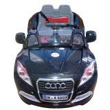Schwarze Batterie 6V scherzt elektrisches Spielzeug-Auto mit Fernsteuerungs