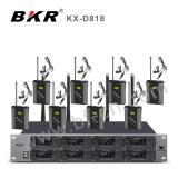 Kx-D818 de la Conferencia de ocho canales de micrófono inalámbrico