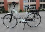 Scooter pliable se pliant électrique à faible bruit de moto de bicyclette de la ville E de vélo certifié par En15194 de la CE