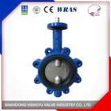 Lug Type Butterfly Valve with Double Stem