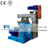Anillo de acero inoxidable Die Compound Fertilizer Pellet Machine