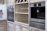 2015welbom Ashtree Solid Wood White Kitchen Furniture