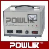 Fase única Full-Automatic de alta precisão regulador de voltagem AC (TND-1000VA)