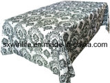 Tableau de troupeau de tissu damassé Table Cloth (WLTC028)